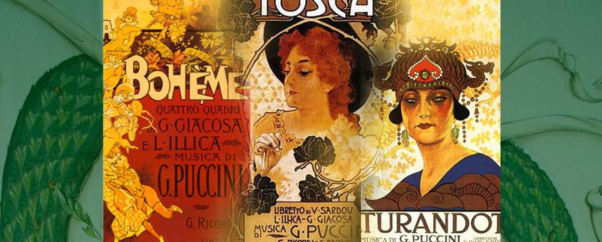 """Concerto  """"Le Donne di Puccini"""""""